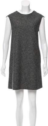 Marni Tweed Shift Dress