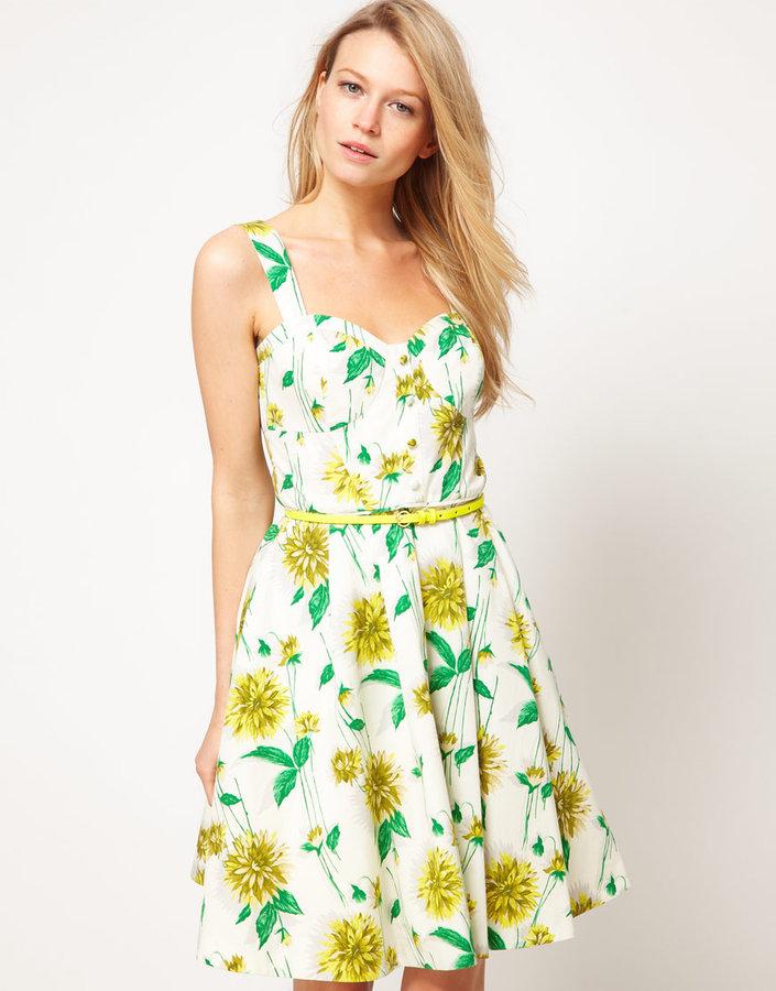 Oasis 50's Dress