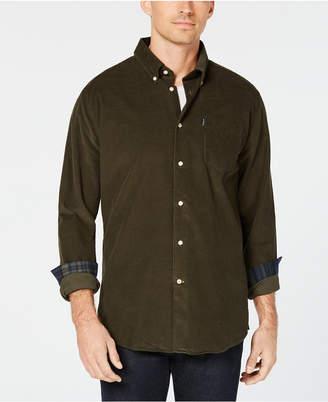 Barbour Men's Abbleby Corduroy Shirt, A Sam Heughan Exclusive