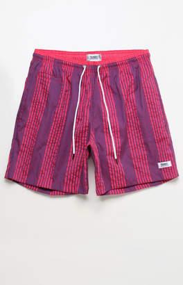 """Trunks Surf & Swim Stripe 17"""" Swim Trunks"""