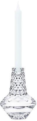 Saint Louis Crystal Folia Large Candlestick Holder
