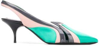 Emilio Pucci pointed pumps