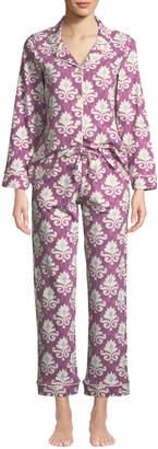 BedHead Ikat Classic Pajama Set, Plus Size