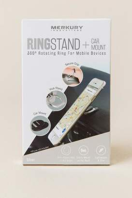 Merkury Iphone Silver Ring Stand