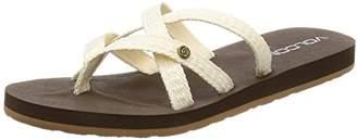 Volcom Women's New School Active Sandal Flip Flop
