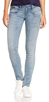 Freeman T. Porter Freeman T.Porter Women's Alexa Denim Super Stretch (00025638 205-D)Skinny Jeans,12