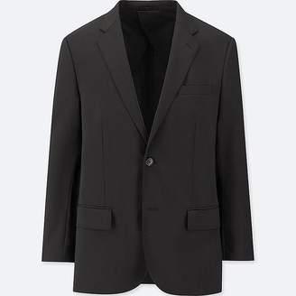 Uniqlo Men's Stretch Wool Jacket