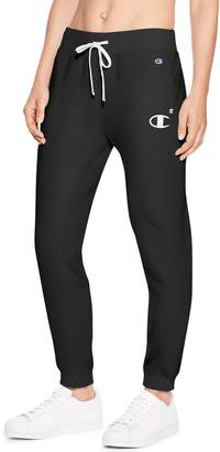 Champion Women's Heritage French Terry Mid-Rise Jogger Sweatpants