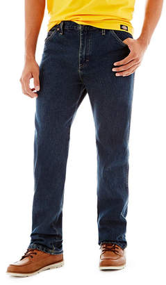 Dickies Regular Straight-Fit 6-Pocket Jean