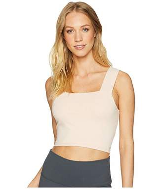 Alo Bind Fitted Bra Tank Top