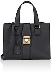 Mark Cross Women's Livingston Leather Tote Bag - Black