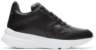 Alexander McQueen Black New Oversized Sneakers
