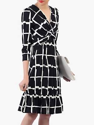 e69aeb3e444 Jolie Moi Twist Front Flare Dress