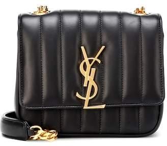 Saint Laurent Vicky Medium leather shoulder bag