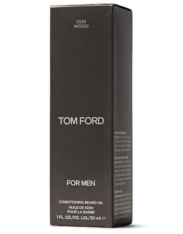 Tom Ford Oud Wood Conditioning Beard Oil, 30ml
