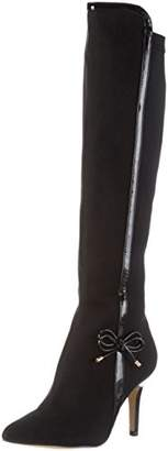 Paco Mena Women's Manilva Cold Lined Long Boots and Ankle Boots Black Size: 7