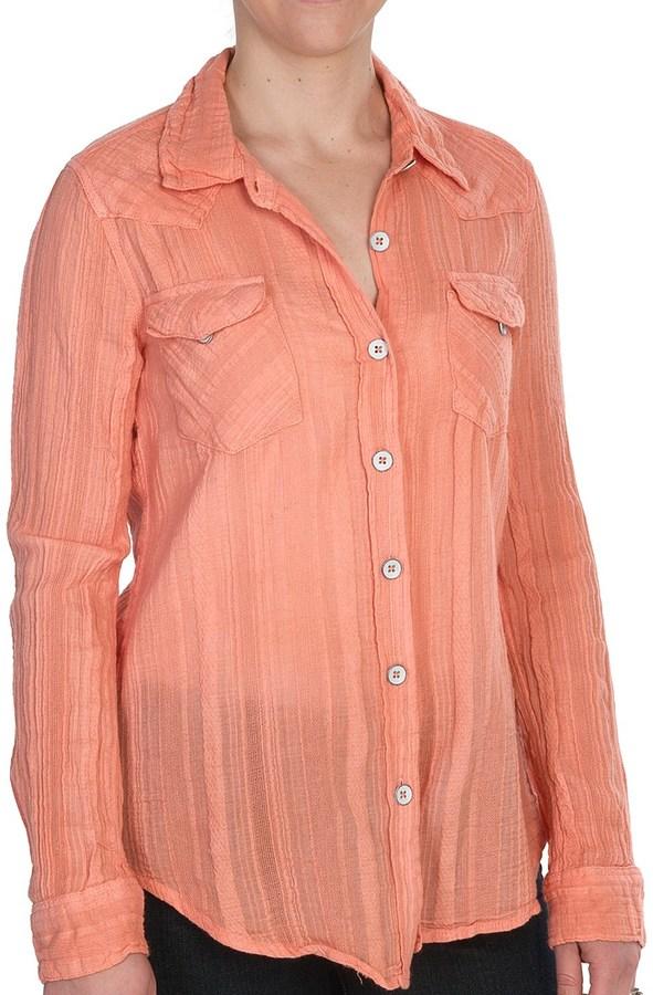 dylan Vintage Ranch Shirt (For Women)