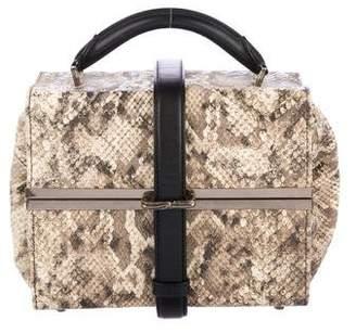 Alexander Wang Embossed Tai Box Bag