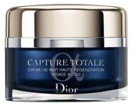 Christian Dior Capture Totale High Regenerative Night Creme Face& Neck/2.1 oz.
