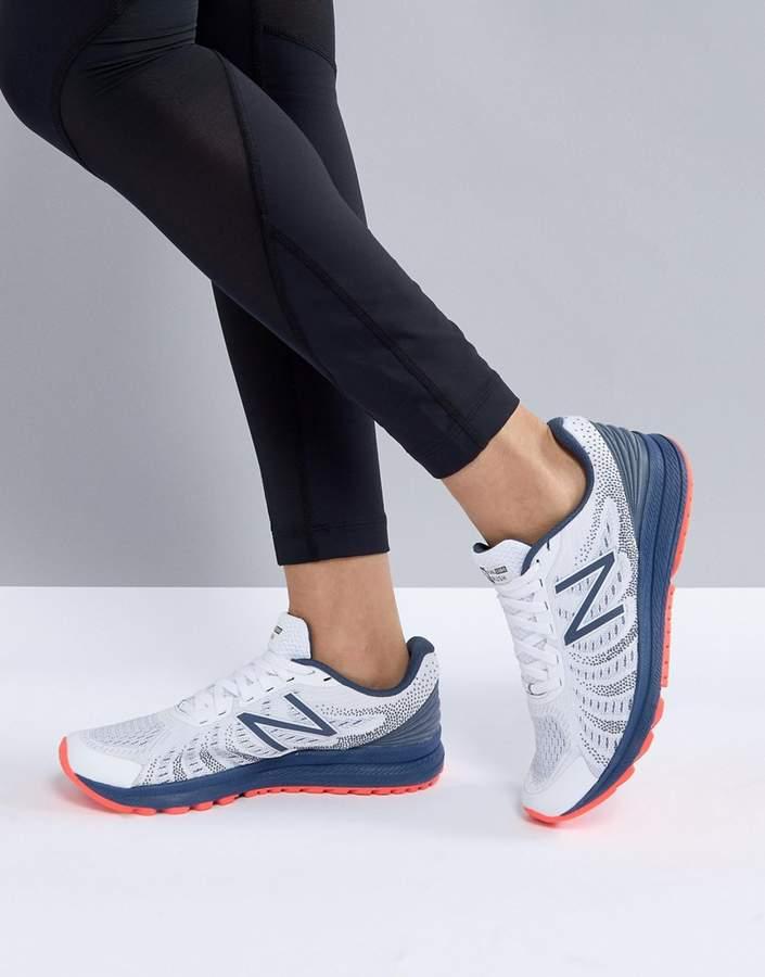 – Fuel Core Rush – Graue Lauf-Sneaker