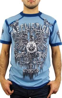 Affliction Secure Short Sleeve T-Shirt XXL