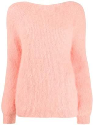 Semi-Couture Semicouture rear cut-detail sweater
