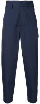Tonello Cs high waisted baggy trousers