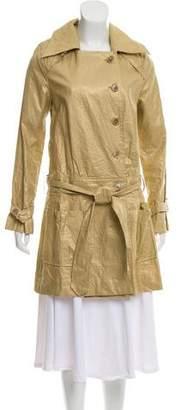 Diane von Furstenberg Amaury Trench Coat