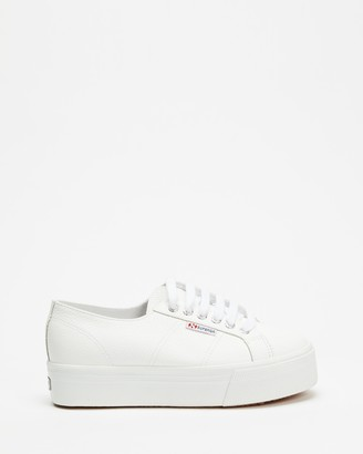 Superga 2790 Full Grain Leather