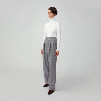 Fame & Partners Pleat Front Pant