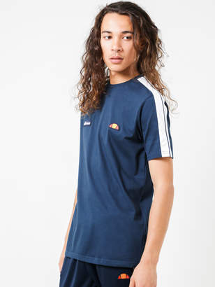 Ellesse Crotone T-Shirt in Dress Blue