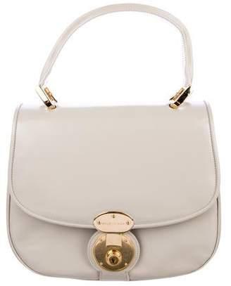 Balenciaga Patent Leather Handle Bag