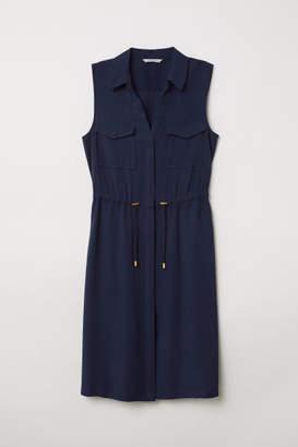 H&M Sleeveless Dress - Blue