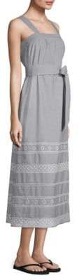 Vineyard Vines Striped Maxi Dress