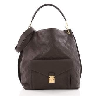 Louis Vuitton Metis leather crossbody bag
