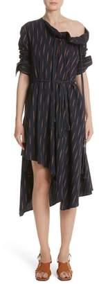 Palmer Harding palmer//harding Gallery One-Shoulder Dress