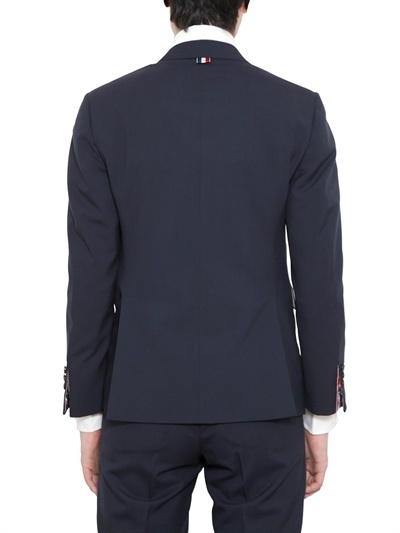 Thom Browne Cool Wool Jacket