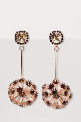 Erdem Cluster earrings