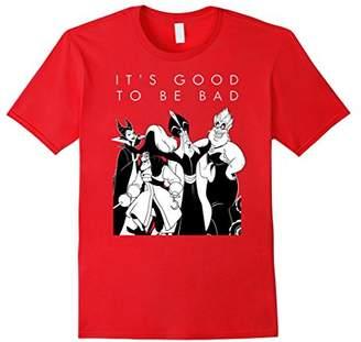 Disney Villains Bad Group T Shirt