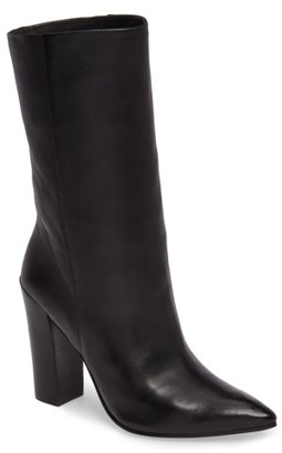 Women's Dolce Vita Ethan Pointy Toe Bootie $239.95 thestylecure.com