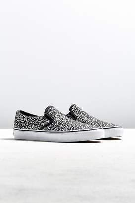 Vans Classic Slip-On Leopard Sneaker