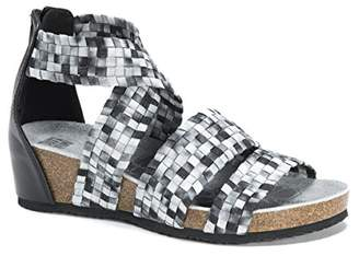 Muk Luks Women's Elle Wedge Sandals Flat