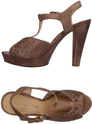 Luca Stefani Sandals - Item 11327986