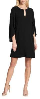 Kensie Tulip-Sleeve Shift Dress