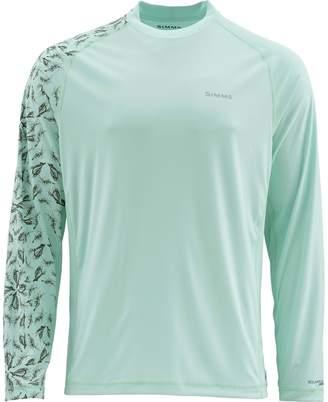 Simms Solarflex Long-Sleeve Crewneck Artist Series Shirt - Men's