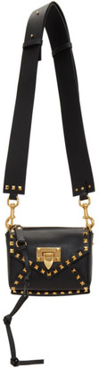 Valentino Black Garavani Small Rockstud Hype Bag