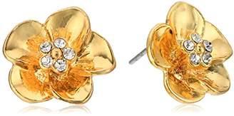 Vera Bradley Petals Stud Earrings