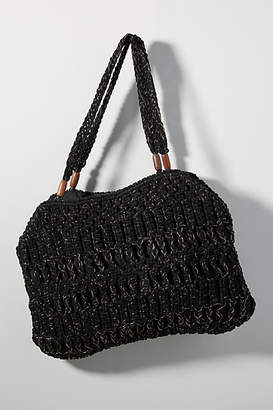 Cleobella Ellery Crocheted Beach Tote Bag