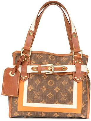 Louis Vuitton Pre-Owned Sac Rayures PM Hand Tote Bag