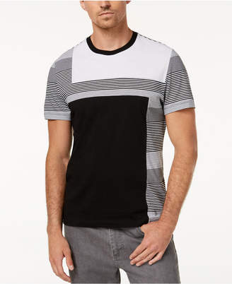 Alfani Men's Colorblocked T-Shirt, Created for Macy's